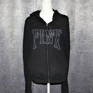 PINK VS Lightweight zippered Jacket